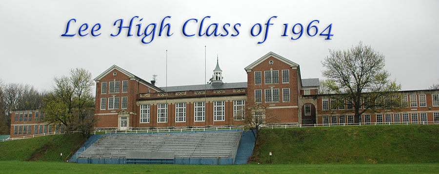 robert e lee high school staunton va. Lee High Class of #39;64